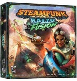 Roxley Précommande: Steampunk Rally Fusion (EN) Q1 2021