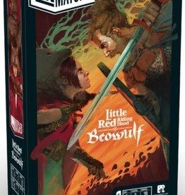 Restoration Games Unmatched: Little Red Riding Hood vs Beowulf (EN)