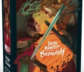Unmatched: Little Red Riding Hood vs Beowulf (EN)