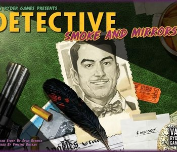 Detective: City Of Angels: Ext. Smoke and Mirrors (EN)