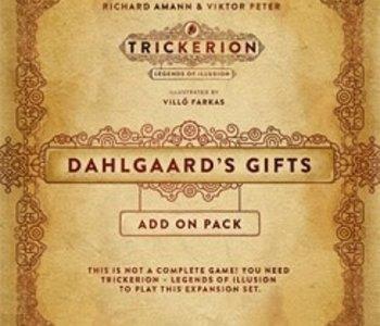 Trickerion: Ext. Dahlgaard's Gifts (EN)