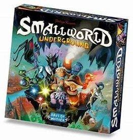 Days of Wonder Small world: Underground (EN)