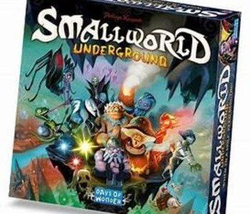 Small world: Underground (EN)