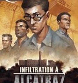 Ynnis Édition Escape Quest 7: Infiltration À Alcatraz (FR)