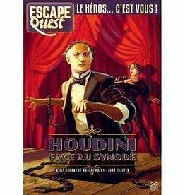Ynnis Édition Escape Quest 8:  Houdini Face Au Synode (FR)