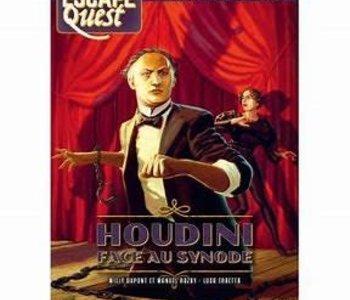Escape Quest 8:  Houdini Face Au Synode (FR)