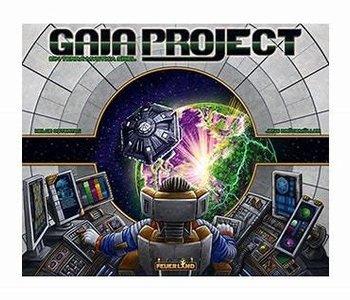 Gaia Project: A Terra Mystica Game (EN)