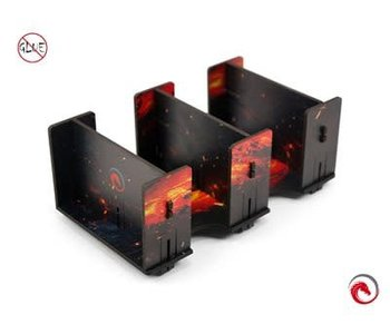 E-Raptor Card Holder: 2S Fullprint HDF Lava