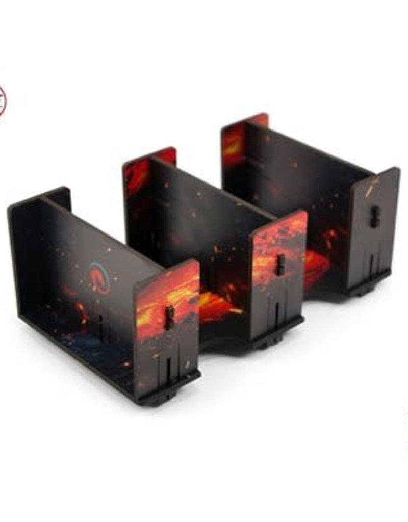 E-Raptor E-Raptor Card Holder: 2S Fullprint HDF Lava