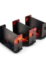 E-Raptor E-Raptor Card Holder: 2L Fullprint HDF Lava