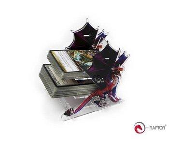 E-Raptor Card Holder: 2L Dragon