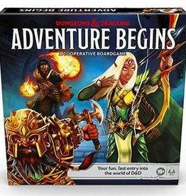 Hasbro Games Dungeons & Dragons: Adventure Begins (EN)