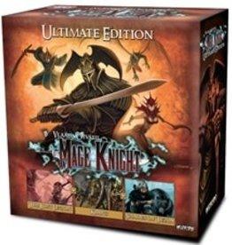 Wizkids Précommande: Mage Knight Board Game: Ultimate Edition (EN) Q1 2021