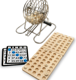Wood Expressions Bingo: Old Time Deluxe Set (EN)