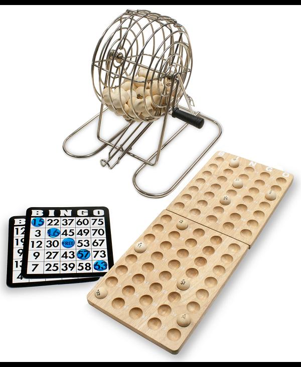 Bingo: Old Time Deluxe Set (EN)