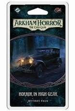 Fantasy Flight Games Arkham Horror LCG: Ext. Horror In High Gear (EN)