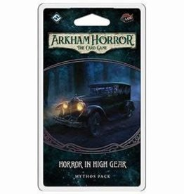 Fantasy Flight Games Arkham Horror LCG: Ext. Horror In High Gear (EN)