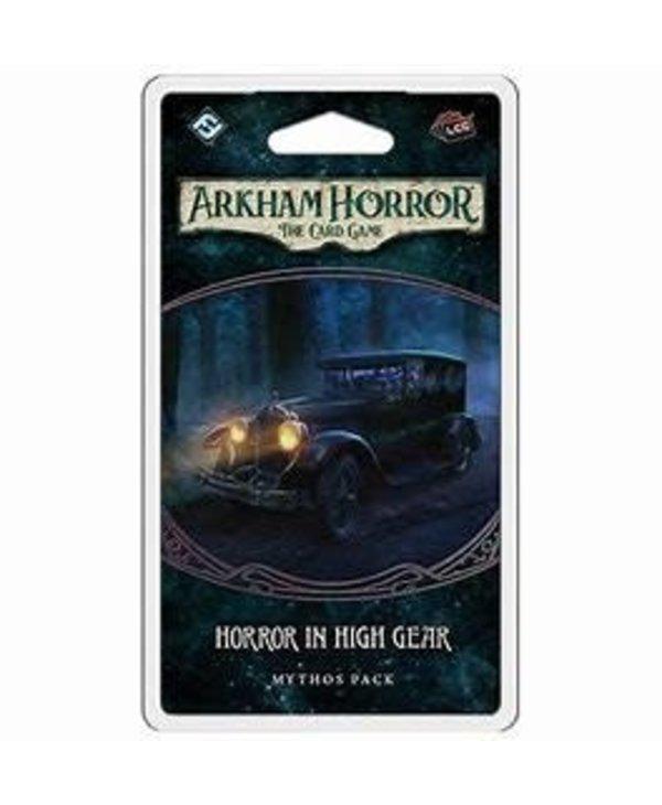Arkham Horror LCG: Ext. Horror In High Gear (EN)