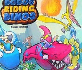 Précommande: Dodos Riding Dinos (EN)