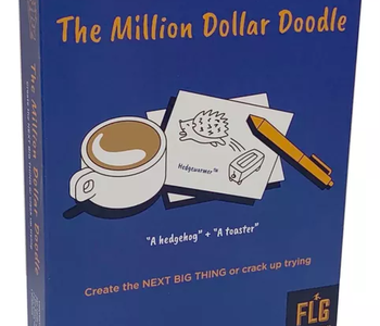The Million Dollar Doodle (EN)