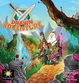 Final Frontier Games Précommande: Drawn To Adventure (EN)