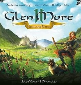 Funtails Précommande: Glen More II: Exp. Highland Games (EN)