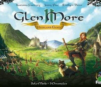 Précommande: Glen More II: Exp. Highland Games (EN)