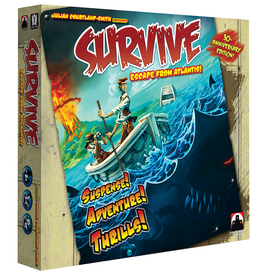 Stronghold Games Survive Escape From Atlantis 30th Anniversary (EN)
