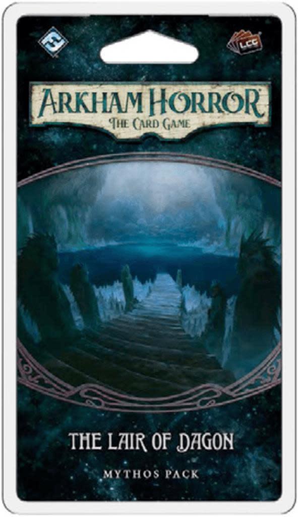 Arkham Horror LCG: Ext. The Lair Of Dagon (EN)