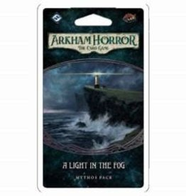 Fantasy Flight Games Arkham Horror LCG: Ext. A Light In The Fog (EN)
