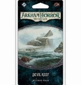 Fantasy Flight Games Précommande: Arkham Horror LCG: Devil Reef (EN)
