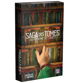 PixieGames Royaume de l'Ouest Ext: Saga des Tomes (Fr)