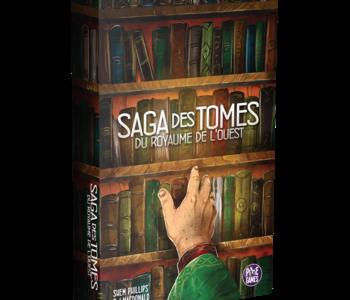 Royaume de l'Ouest Ext: Saga des Tomes (Fr)