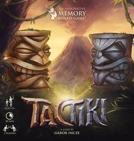 Draw Lab Précommande:  TacTiki (EN)