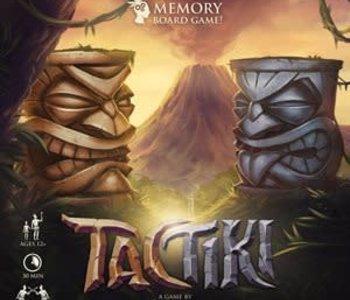 Précommande:  TacTiki (EN)