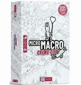 Pegasus Spiele Micro Macro: Crime City (EN)