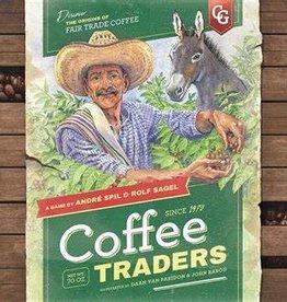 Capstone Games Précommande: Coffee Traders (EN) Q2 2021
