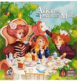 Intrafin Games Précommande: Alice Au Pays Des Mots (FR) Q1 2021