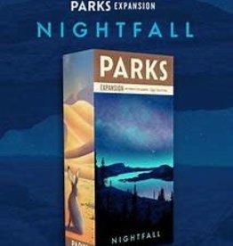 Matagot Précommande: Parks: Ext. Nightfall (FR) Q1 2021