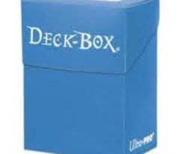 Deck Box: Bleu (75ct)