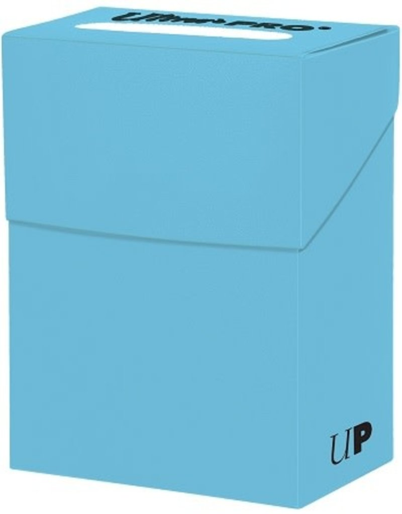 Ultra pro Deck Box: Bleu Pâle (75ct)