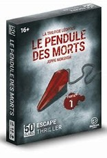 Blackrock Games 50 Clues: Le Pendule Des Morts (#1) (FR)