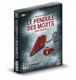 Blackrock Games Précommande: 50 Clues: Le Pendule Des Morts (#1) (FR) Q1 2021