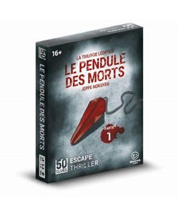 50 Clues: Le Pendule Des Morts (#1) (FR)
