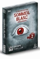 Blackrock Games 50 Clues: Sommeil Blanc (#2) (FR)