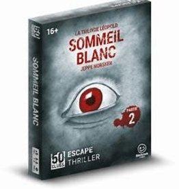 Blackrock Games Précommande: 50 Clues: Sommeil Blanc (#2) (FR) Q1 2021