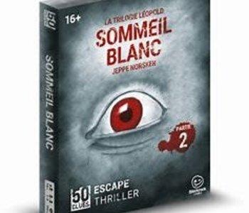 50 Clues: Sommeil Blanc (#2) (FR)