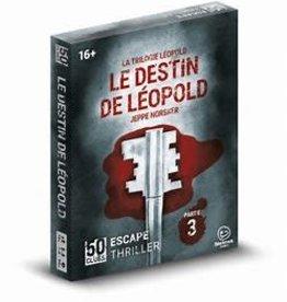 Blackrock Games Précommande: 50 Clues: Le Destin De Léopold (#3) FR) Q1 2021