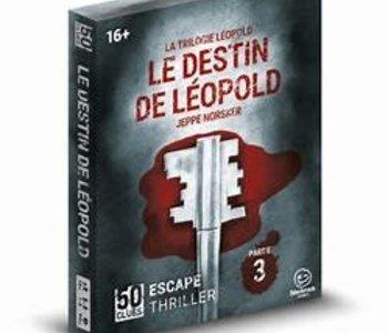 50 Clues: Le Destin De Léopold (#3) (FR)