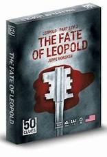 Blackrock Games 50 Clues: The Fate Of Leopold (#3) (EN)